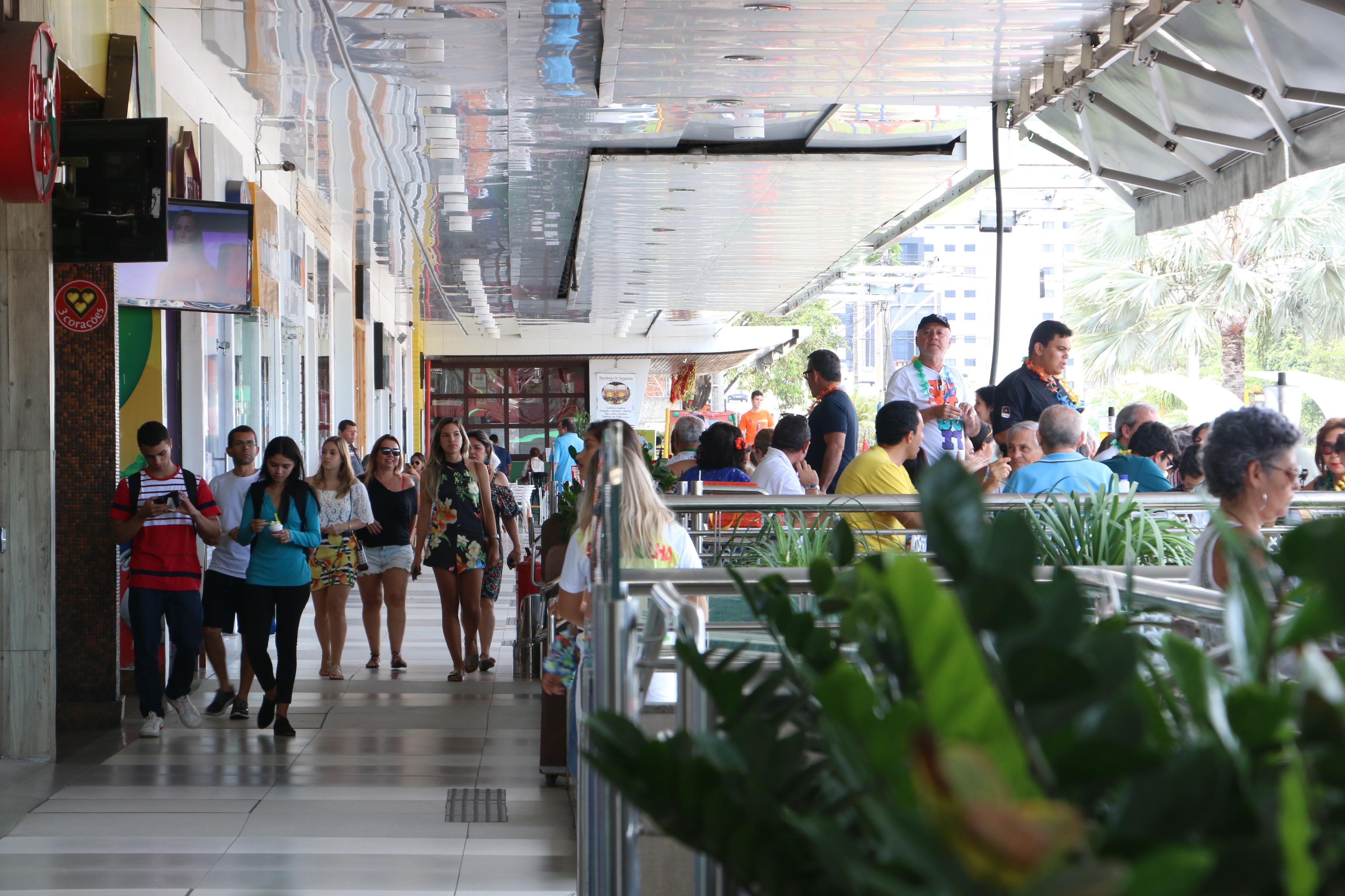 aaf169895e9 Passeio gastronômico pelo Shopping Cidade Jardim