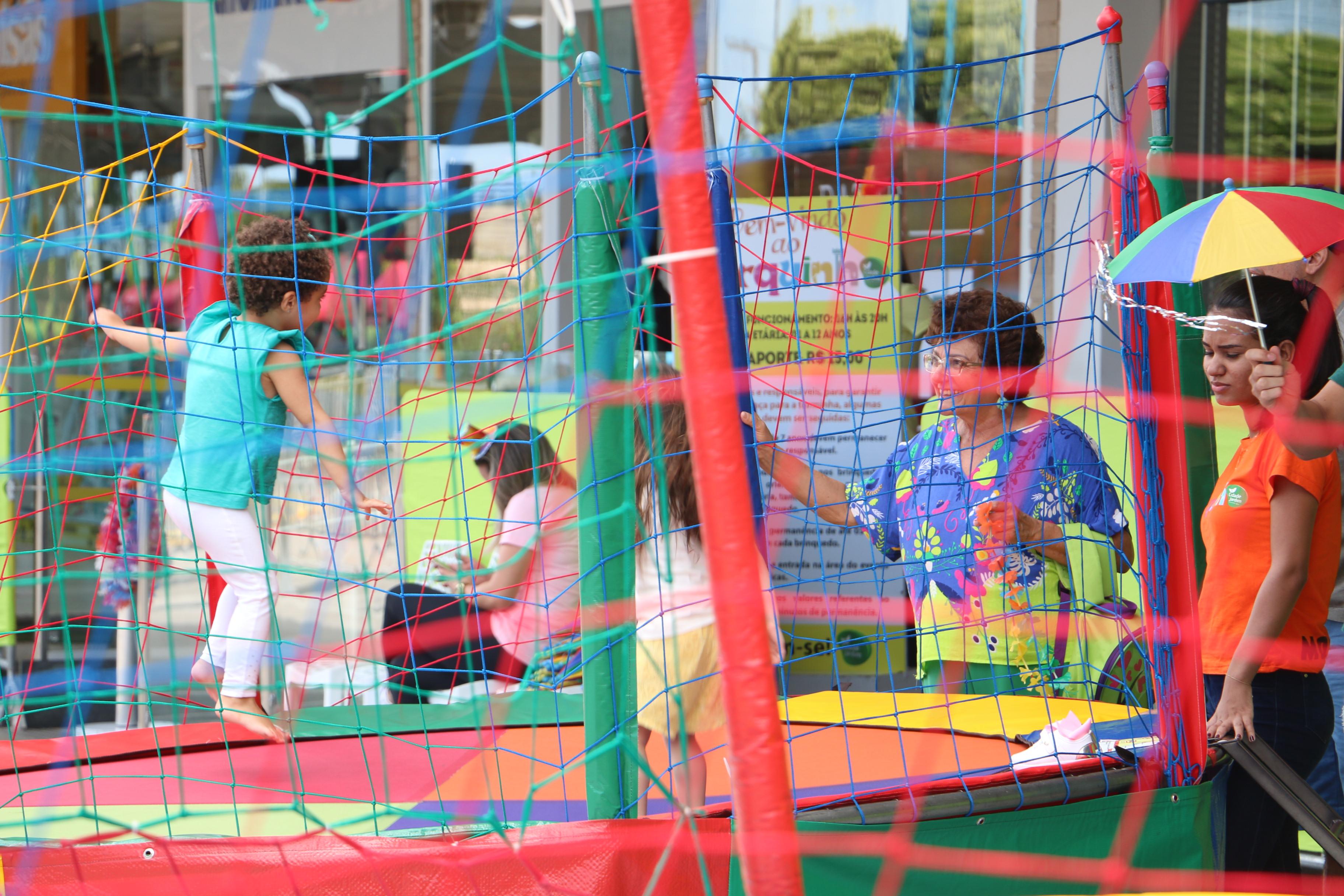 cd1840b6c5f O Shopping Cidade Jardim dispõe de um variado mix infantil. Em um mesmo  corredor estão as lojas de roupas e acessórios infantis como a Aire