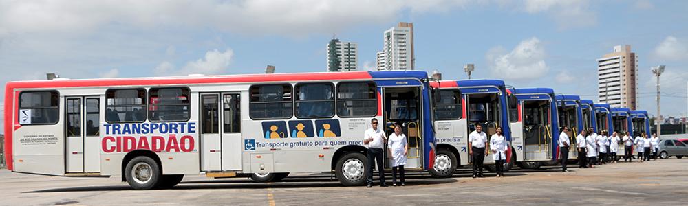 Resultado de imagem para transporte cidadão robinson faria