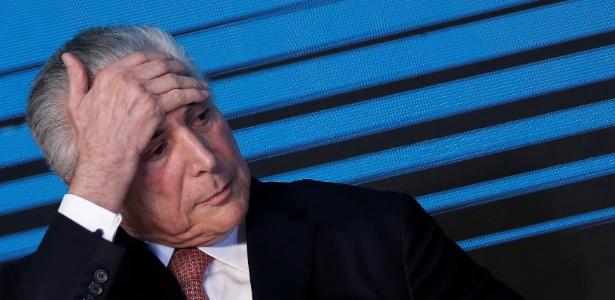 Médico descarta câncer de próstata no presidente Michel Temer