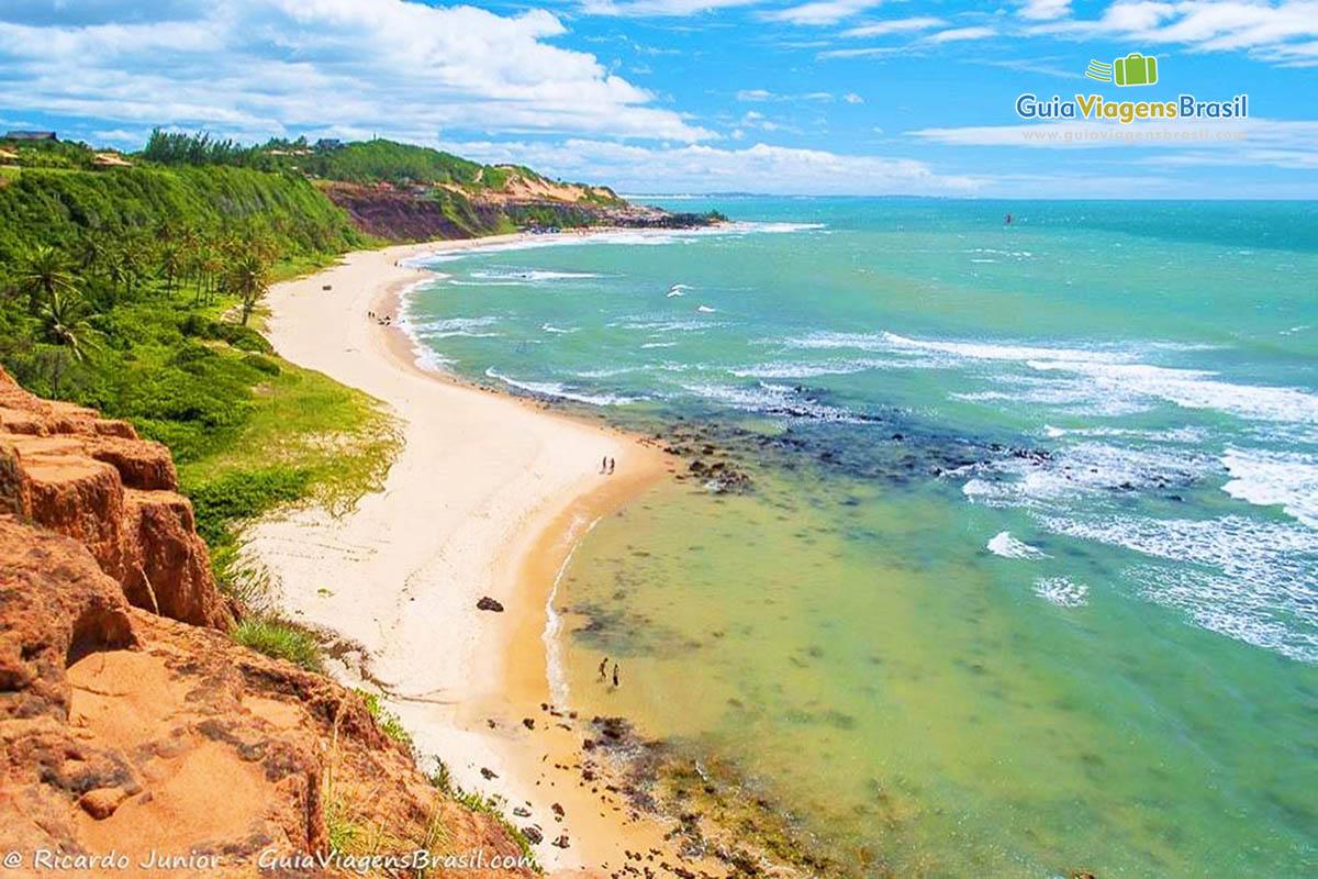 Resultado de imagem para Ministério do Turismo eleva categoria de Tibau do Sul e da Praia de Pipa para o topo dos destinos nacionais
