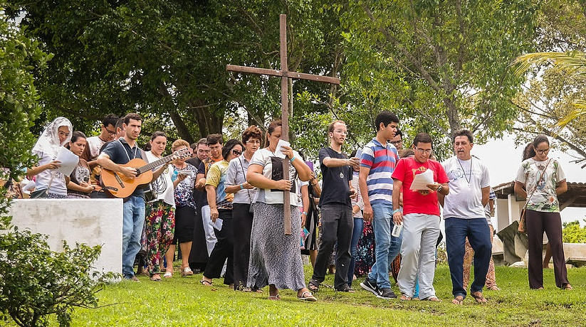 Resultado de imagem para Retiro de Semana Santa reúne católicos a partir desta quinta-feira na Grande Natal