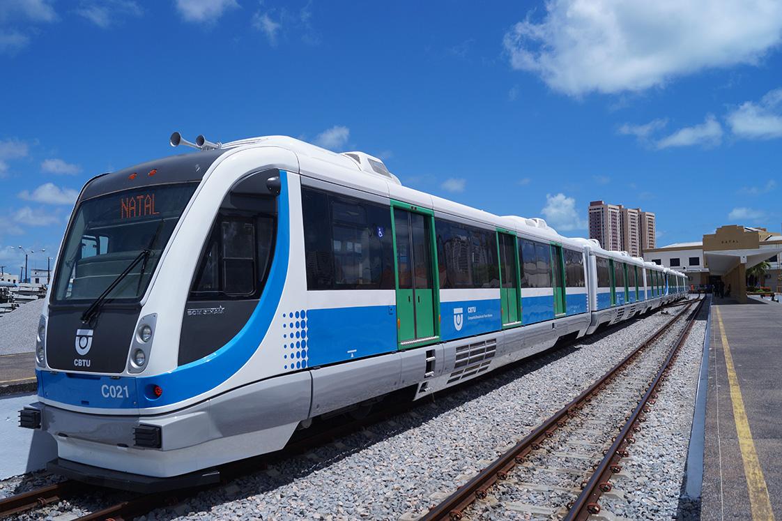 Resultado de imagem para Sistema de Trens Urbanos terá funcionamento alterado em natal