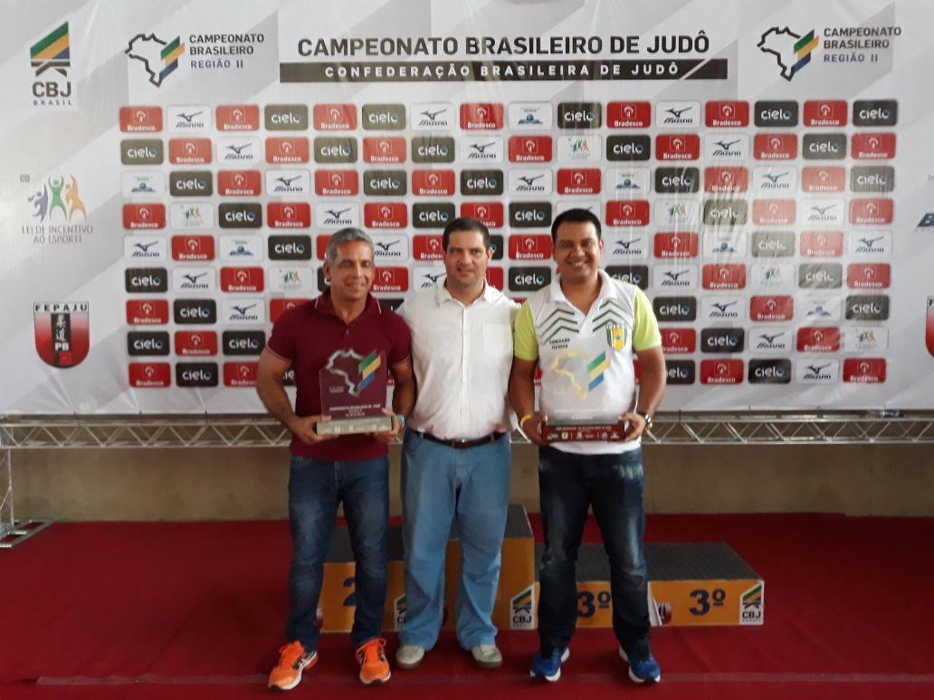 Judô do RN é tetracampeão brasileiro regional