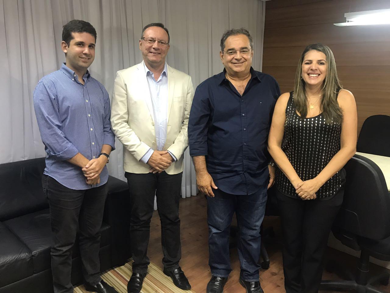 Resultado de imagem para Álvaro Dias será empossado prefeito de Natal na próxima terça-feira (10)