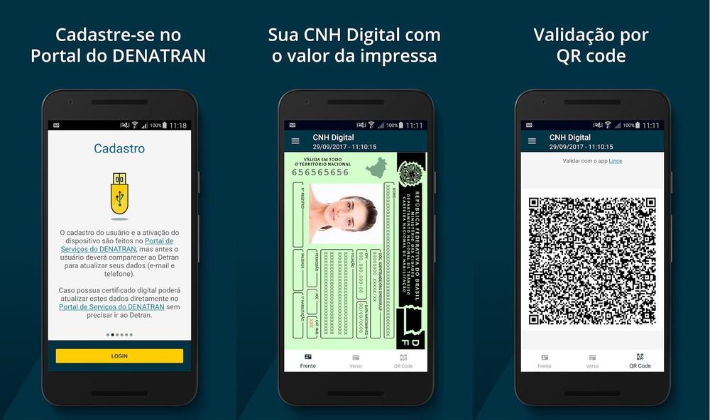 CNH Digital: veja como tirar nova carteira de motorista de graça ...