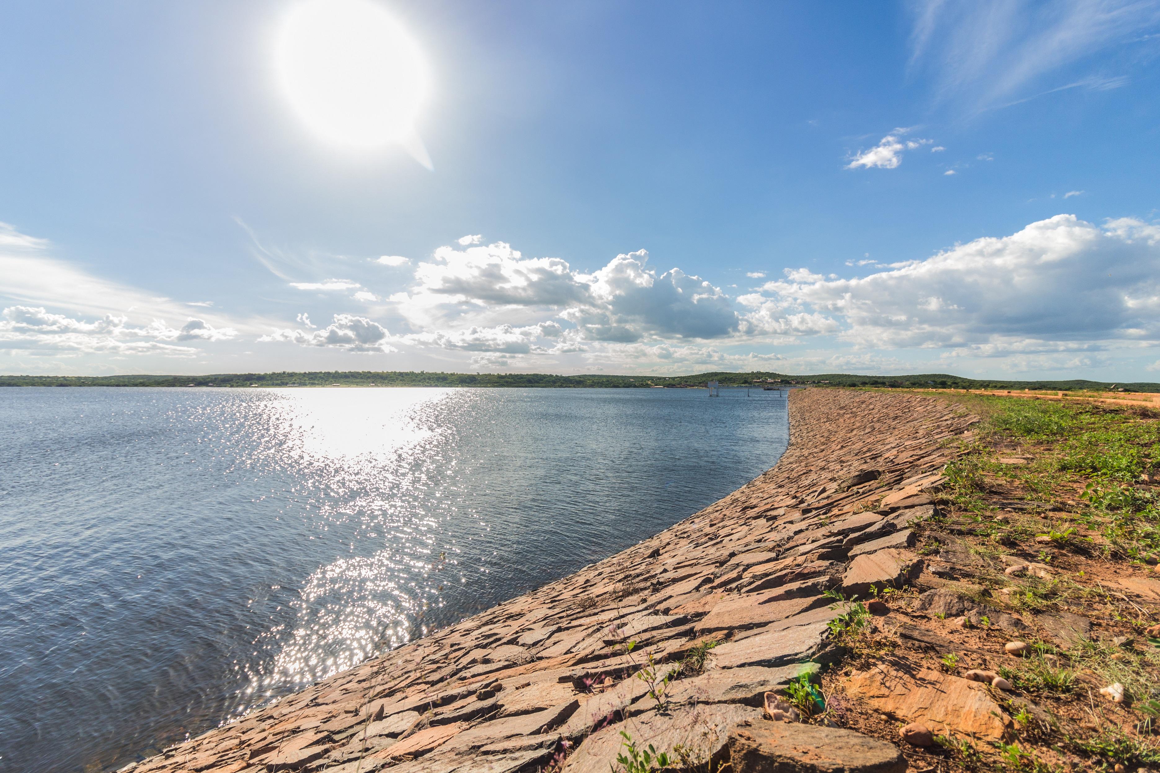 Reservas hídricas chegam em 31,57% após quadra chuvosa no interior do Estado; veja relatório que ainda alerta oito em volume morto