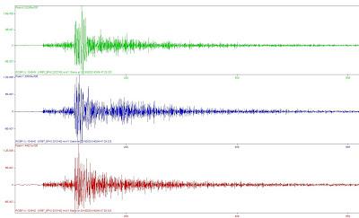 RCBR TP20180520 - Tremor de terra em Taipu, a menos de 50 de km Natal, foi registrado nesse domingo