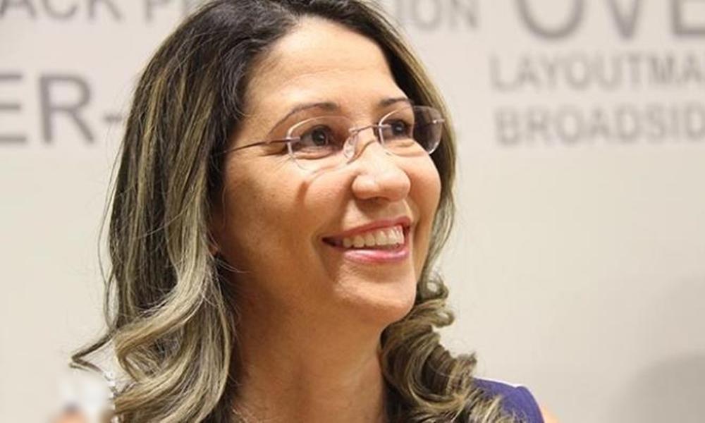 """Pré-candidata a governadora do Solidariedade chama Carlos Eduardo de """"mentiroso"""""""