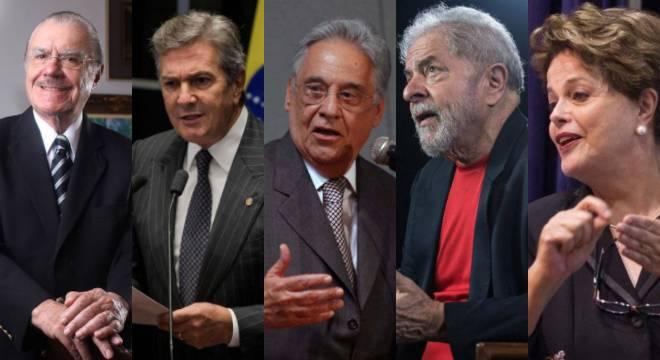 Ex-presidentes custam R$ 4,2 milhões por ano ao País