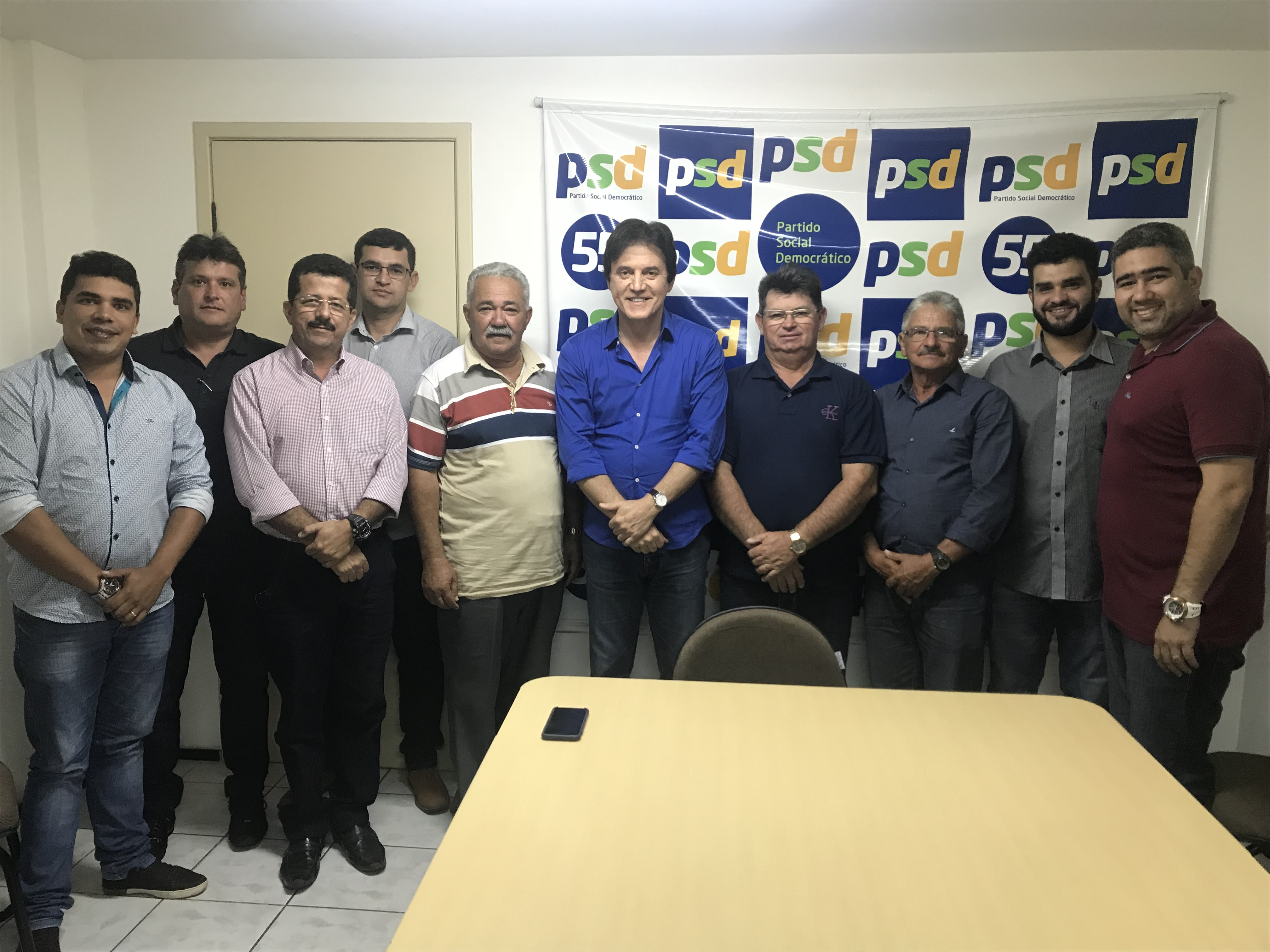 Resultado de imagem para Vereadores e ex-prefeito de Lagoa Nova confirmam apoio a Robinson