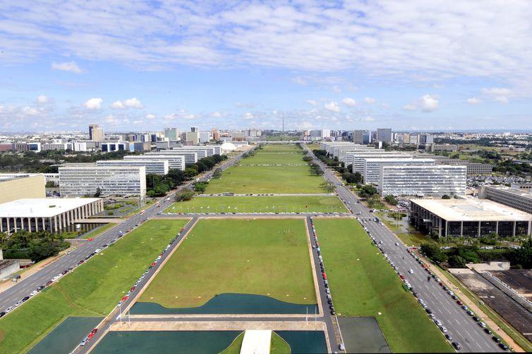 Segurança aérea de Brasília é reforçada para posse de Bolsonaro