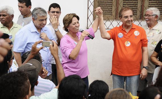 Rosalba Ciarlini retorna ao grupo que a retirou da política em 2014