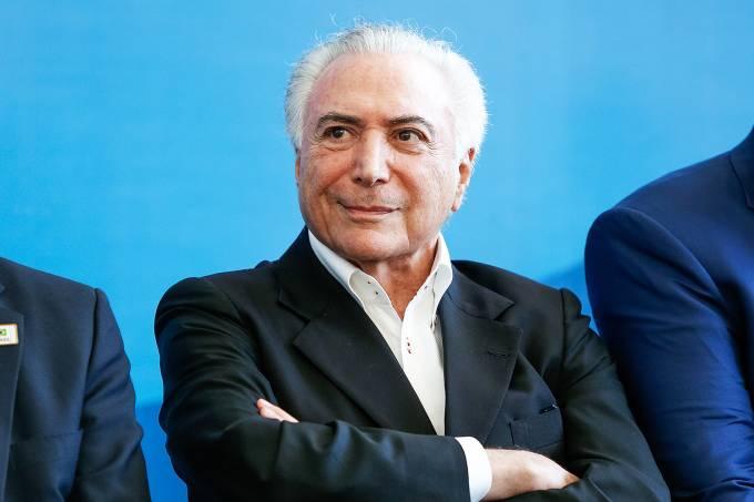 """AQUELA """"VELHA"""" PARCERIA: Coração de Temer bate por Haddad; presidente vai de petista em caso de segundo turno"""