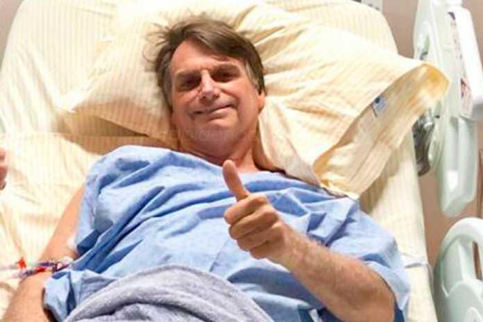 Bolsonaro recebe alta da Unidade de Terapia Semi-Intensiva
