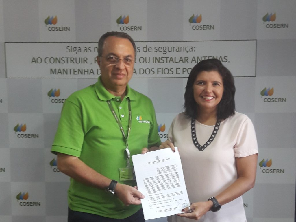 Cosern e Crea assinam convênio de cooperação para reforçar ações de segurança com a rede elétrica na construção civil