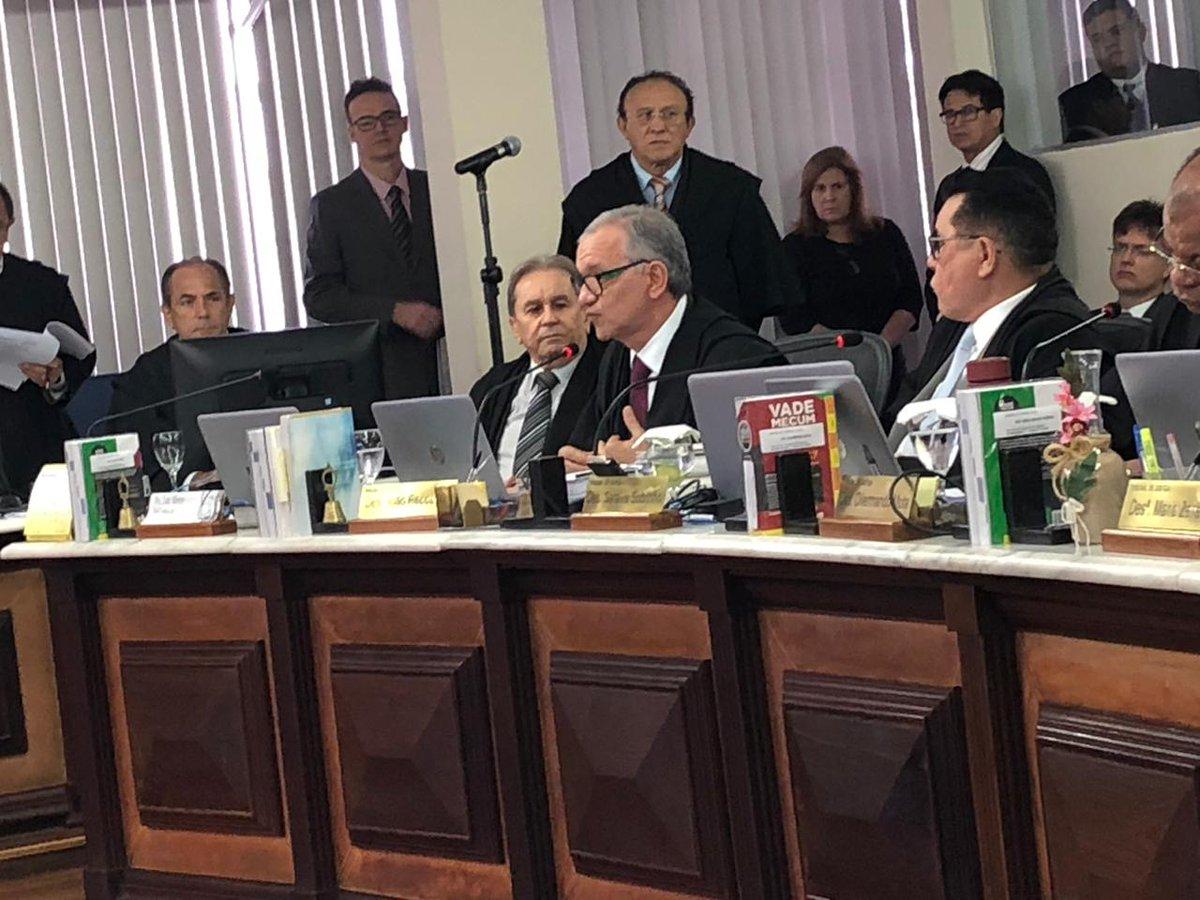 Desembargador João Rebouças é eleito presidente do TJRN para o biênio 2019-2020; conheça novos dirigentes