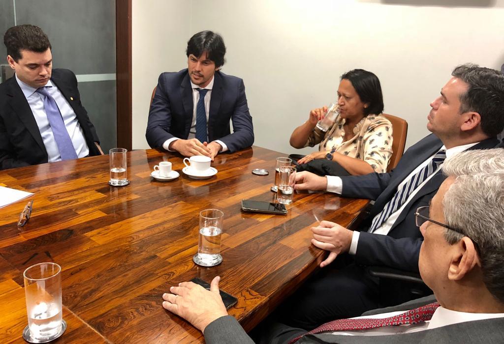 Bancada Federal Potiguar define emendas coletivas para o RN