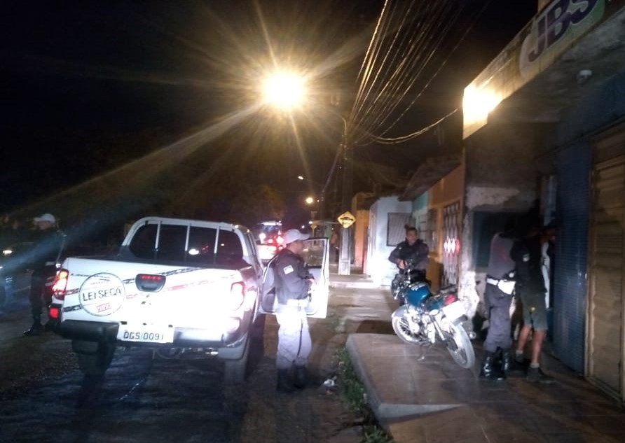 2971f60b2c Lei Seca realiza operação Bairro Limpo na zona Norte de Natal