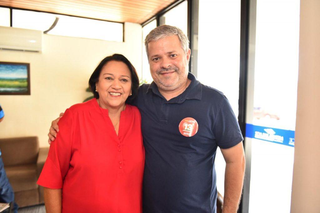 Resultado de imagem para prefeito de ceara mirim julio cesar