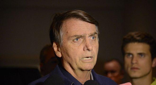 Bolsonaro diz que, se depender dele e o Congresso aprovar, não haverá mais progressão de pena nem saídas temporárias de presos