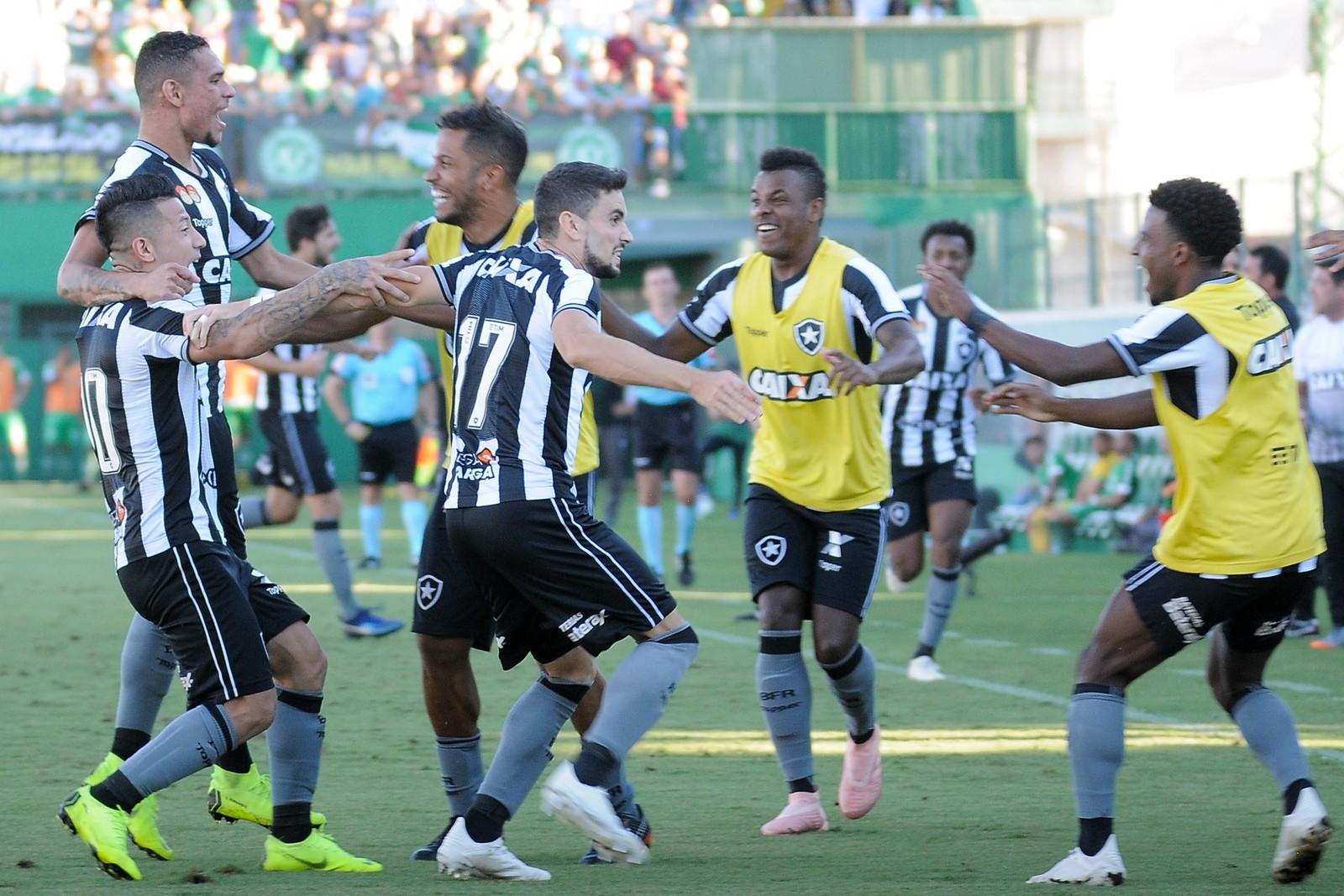 544b0f51b7 Matemático vê Botafogo e Bahia já livres da queda  Corinthians