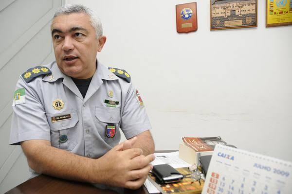 Resultado de imagem para Cel. Araújo é indicado para a segurança do RN
