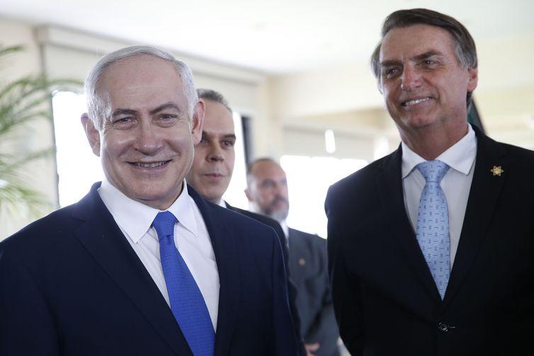 "Netanyahu: ""Israel é a terra prometida e Brasil é a terra da promessa"""