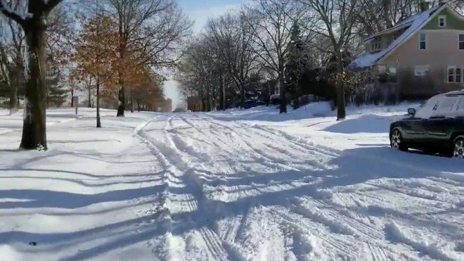 FOTOS IMPRESSIONANTES: Onda de frio extremo deixa mortos nos Estados Unidos; sensação térmica em região deve ficar entre -32°C e -48°C