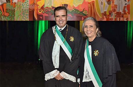 FOTO  Bento Herculano e Perpétuo Wanderley assumem presidência do TRT-RN 05d2b4c238