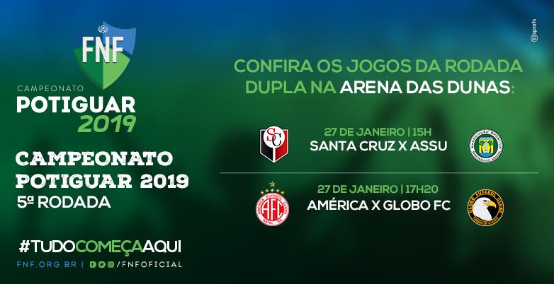 Os ingressos para a rodada dupla do Campeonato Potiguar na Arena das Dunas 5a5e3c183787c