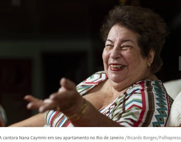 Nana Caymmi chama Gil, Caetano e Chico de 'chupadores de p** de Lula', e defende Bolsonaro, na contramão da maioria de seus colegas artistas