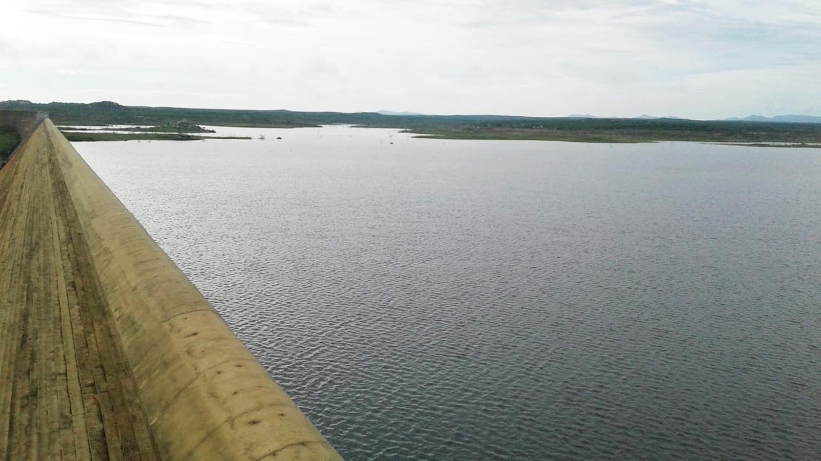 FOTOS E VÍDEO: Barragem Umari, uma das três maiores em volume de ...