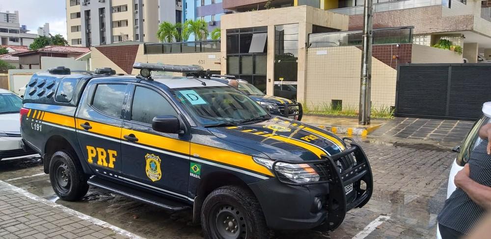 Quarta fase da Operação Calvário cumpre mandados de prisão e busca e apreensão, na PB