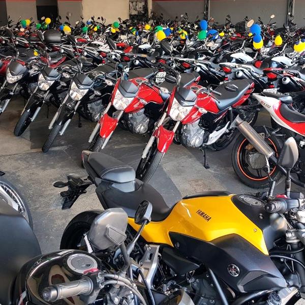 Detran registra mais de 534 mil motocicletas no RN; mais de 80% no interior do estado