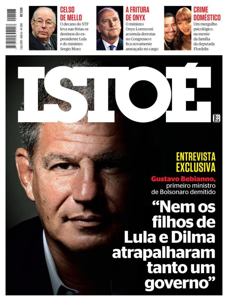 """Bebianno: """"Nem os filhos de Lula e Dilma atrapalharam tanto um governo"""""""