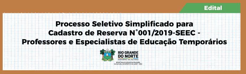 Resultado de imagem para SEEC abre processo seletivo para professores e especialistas temporários