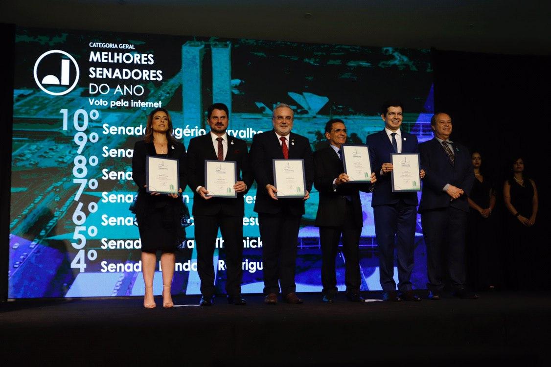 Jean Paul Prates(PT-RN) é vencedor do prêmio Congresso em Foco de 2019
