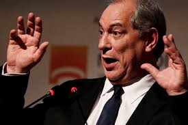"""""""Haddad é uma fraude"""", diz Ciro Gomes"""