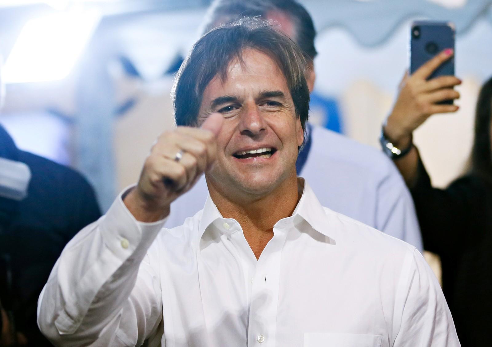 Representante da direita, Lacalle Pou é eleito novo presidente do Uruguai e tira grupo de Mujica do poder após 15 anos