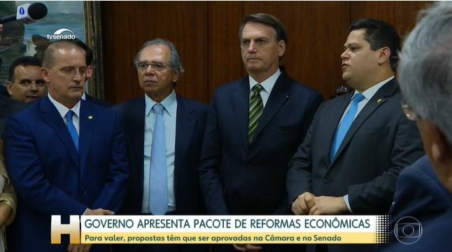 Governo propõe mudar pacto federativo, liberando R$ 400 bilhões aos estados e municípios em 15 anos
