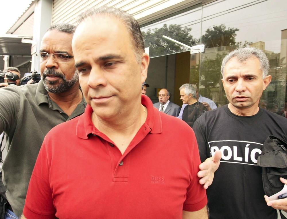 Justiça autoriza Marcos Valério a trabalhar em outra empresa