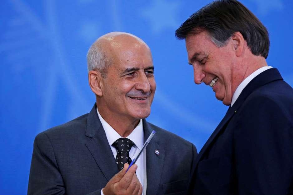 'Com Moro de vice, Bolsonaro ganha no primeiro turno', diz ministro-chefe da Secretaria de Governo, general Luiz Eduardo Ramos