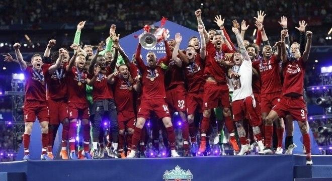 Liverpool confirma força máxima para disputar Mundial de Clubes