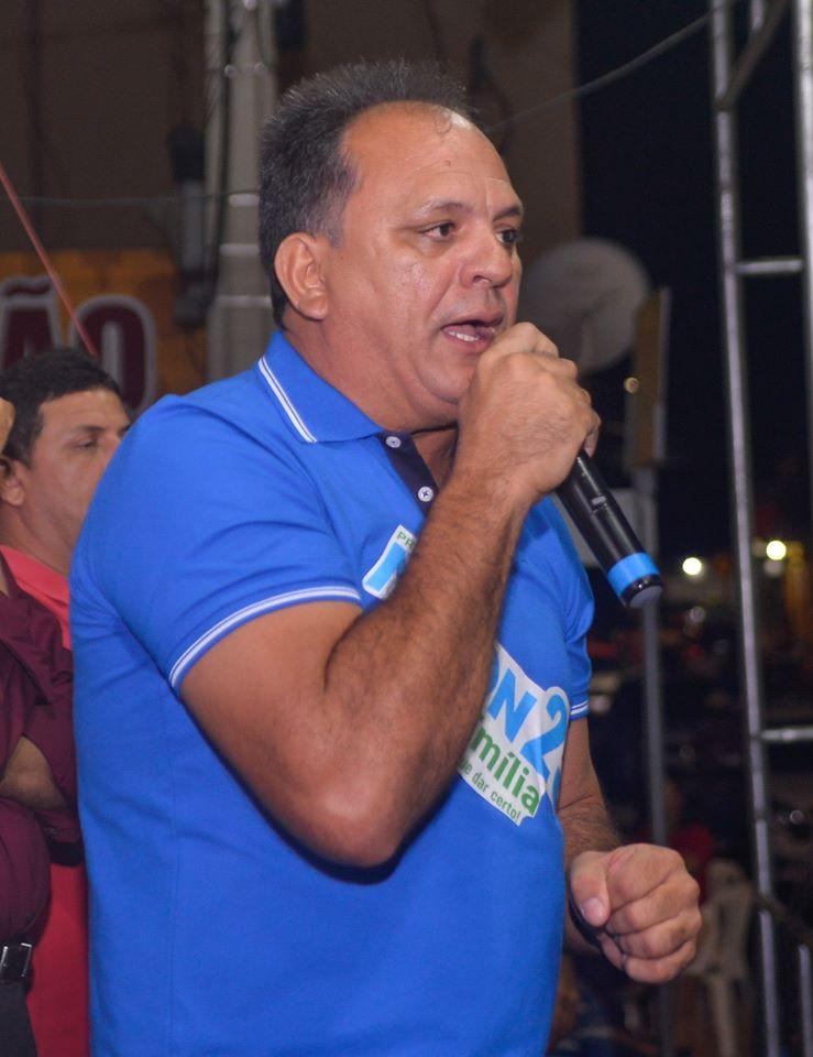 """Resultado de imagem para NIXON BARACHO (DEM) É ELEITO EM ALTO DO RODRIGUES/RN COM 76,85% DOS VOTOS"""""""