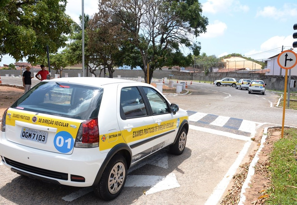 Detran divulga Calendário de Testes práticos de direção no interior do Estado