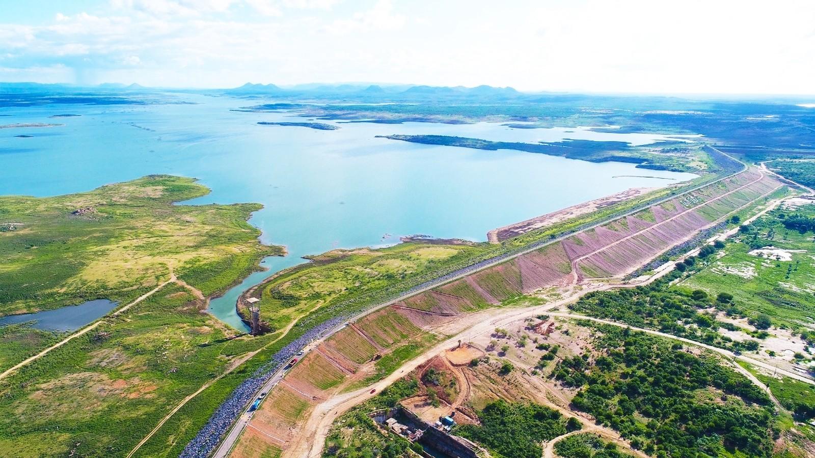Barragem Armando Ribeiro alcança 22,65% do seu volume total; veja ...