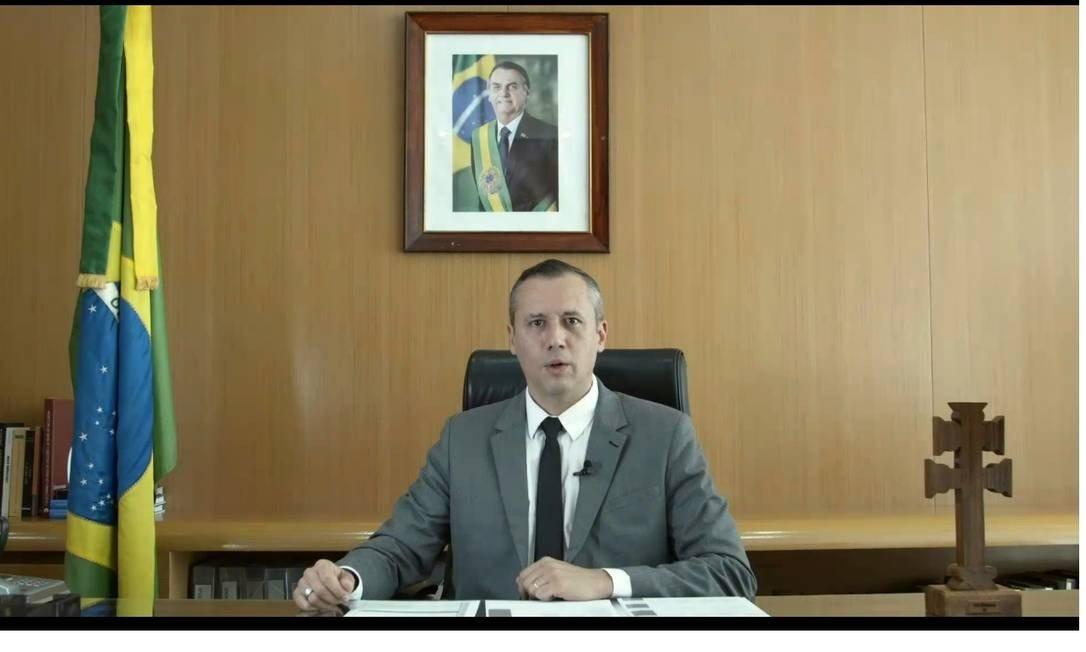 Secretário especial da Cultura, Roberto Alvim, copia discurso do nazista Joseph Goebbels, e causa indignação