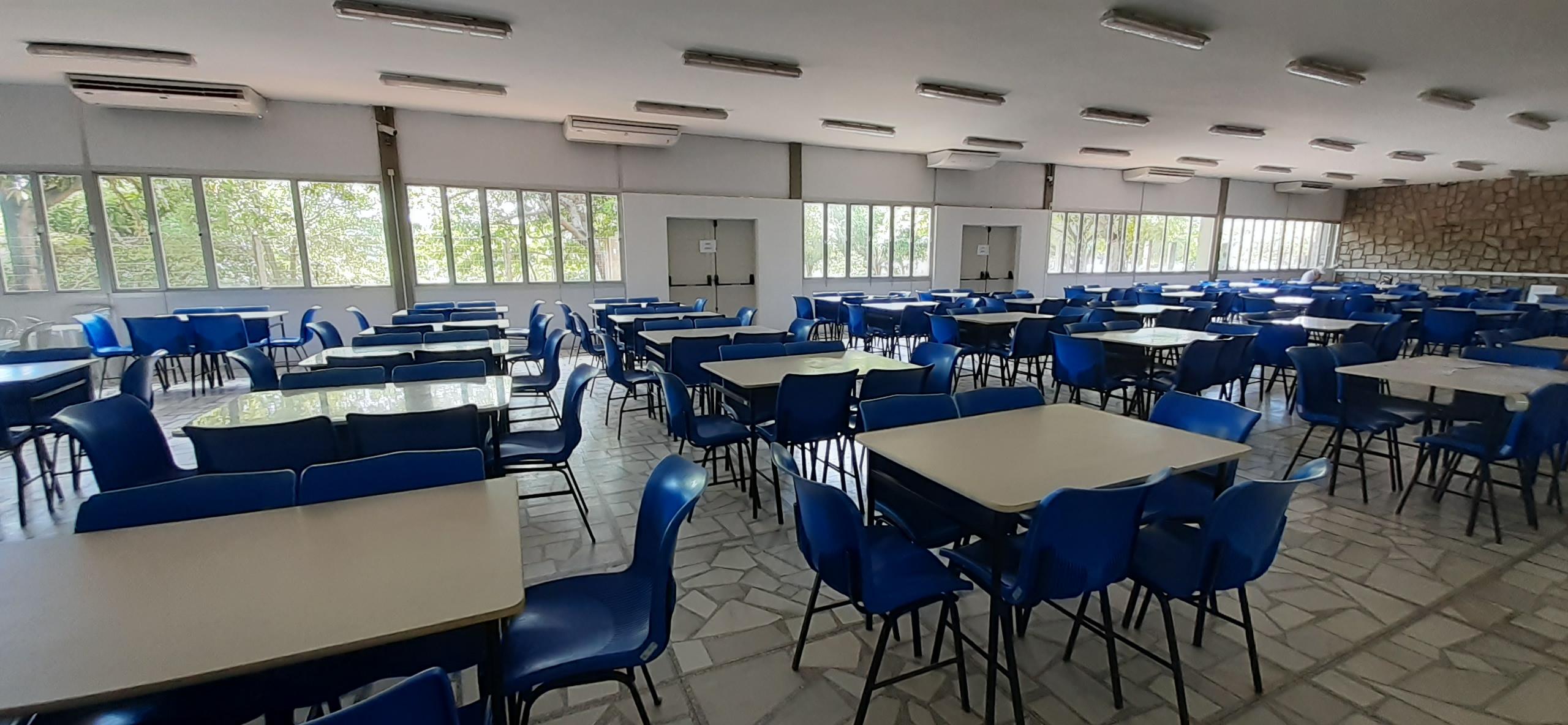 Restaurante Universitário da UFRN reabre ao público amanhã