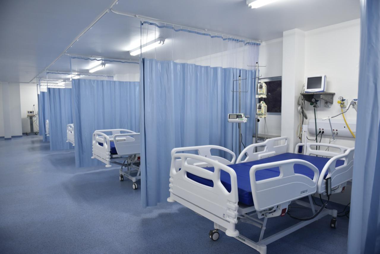 Coronavírus: Governo abre 10 UTIs em Hospital da PM